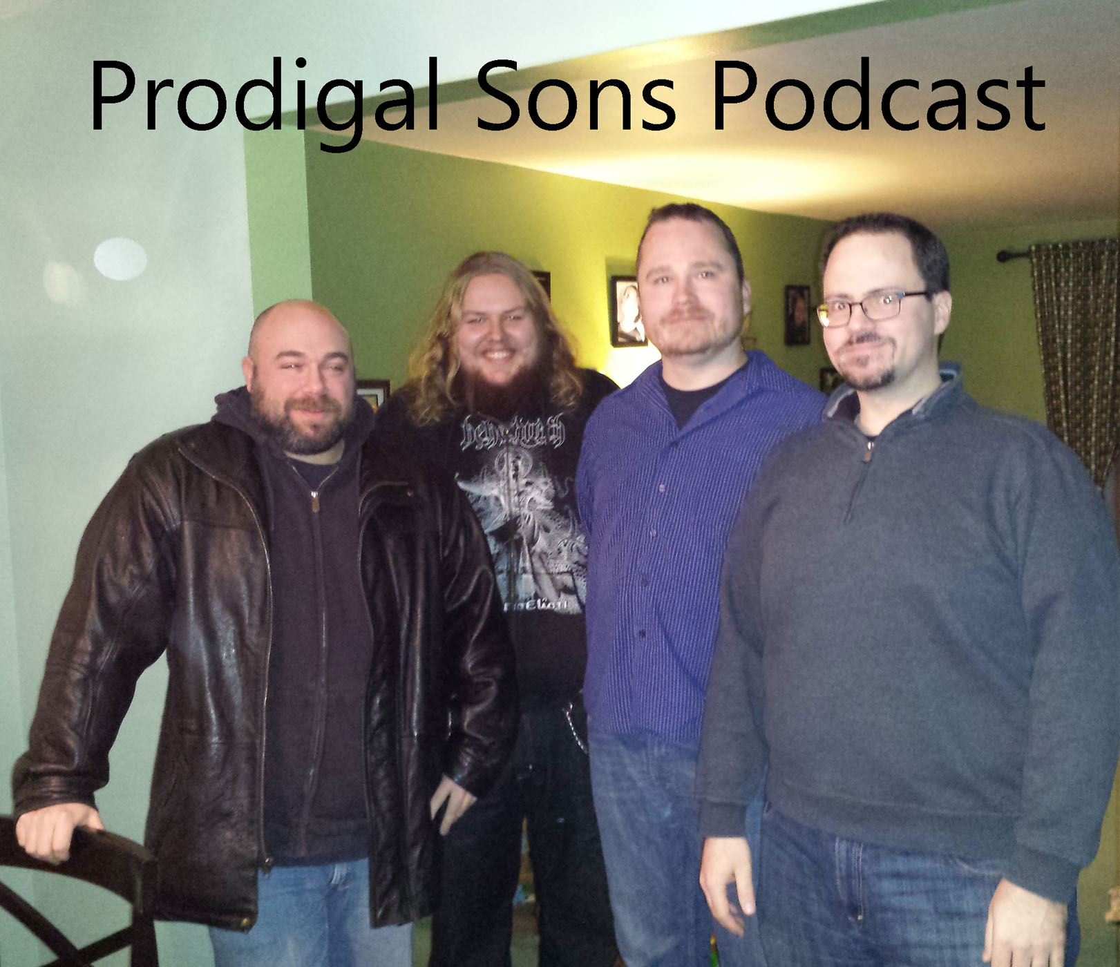 Prodigal Sons Podcast